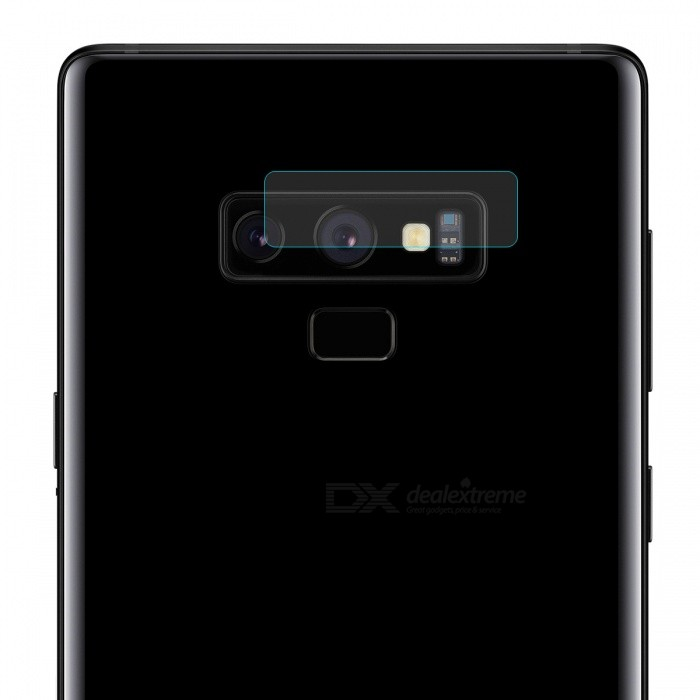Hat-Prince Tempered Glass Camera Lens Film Protector for Samsung Galaxy Note 9