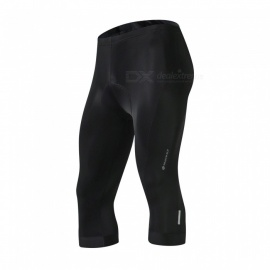 NUCKILY-ML001-Riding-Pants-Mens-Summer-Cropped-Pants-Mountain-Bike-Bicycle-Riding-Clothing