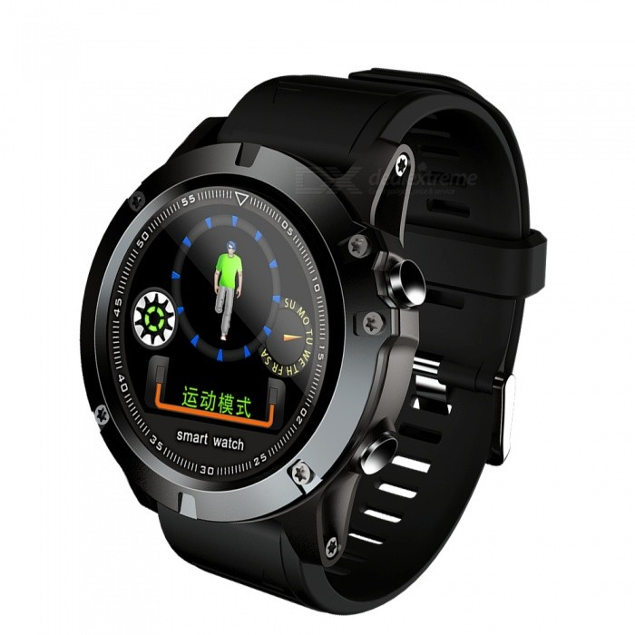 L11 Color Screen Smart Watch Bracelet with Heart Rate / Blood Pressure Monitoring, Stopwatch