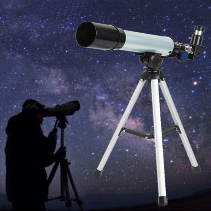 F36050-Outdoor-Spotting-Monocular-Telescope-With-Tripod-90-Times-Zooming-Astronomical-Telescope-Gift-For-Kids-Silver