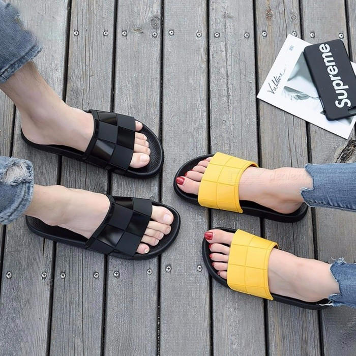 Fashion-Non-Slip-Soft-Mens-Slipper-Casual-Anti-Skid-Flip-Flops-Sandals-Flat-Shoes-For-Indoor-Bathroom-Black40