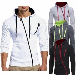 b22d927db91 Men Hooded Pullovers PALACE Triangle Print Thicken Casual Sweatshirt ...