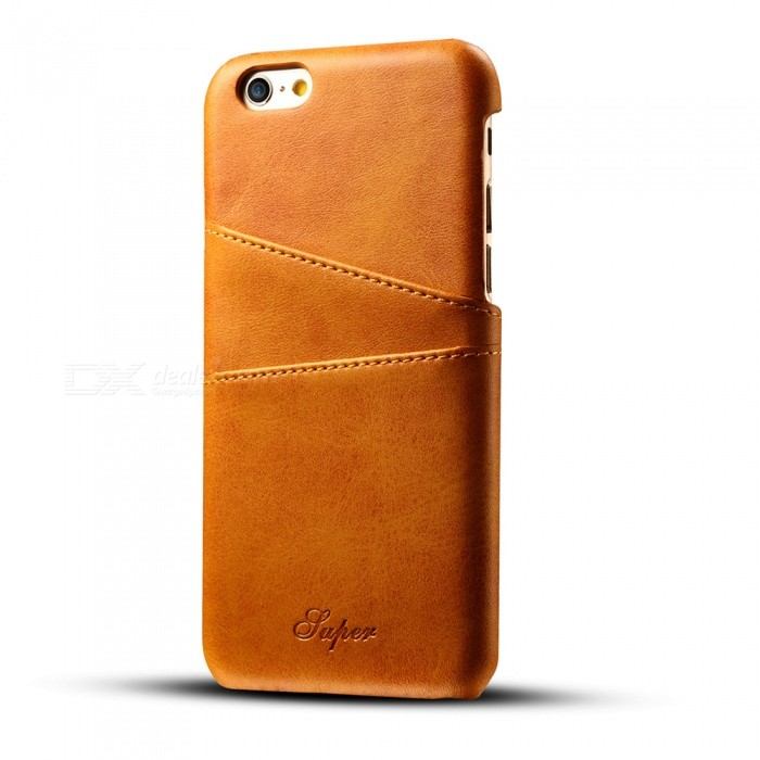 check out 2555b ca057 Measy Wallet Phone Case, Slim PU Leather Back Case Cover With Credit Card  Holder For IPHONE 6/6S
