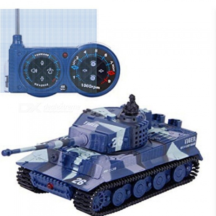 172-Mini-RC-Tank-Toy-with-Remote-Control-German-Tiger-Panzer-Tank-for-Kids