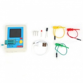 ZHAOYAO-High-speed-Transistor-Tester-LCR-T7-Full-color-Graphics-Display