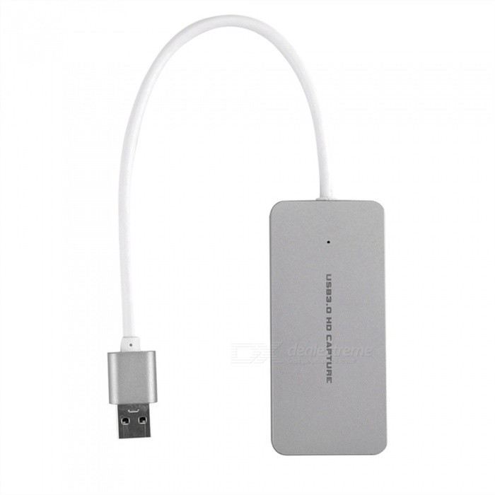 USB 3 0 1080P HDMI Video Capture Card for PS3 PS4 XBOX ONE Conference  Windows MAC OBS Studio