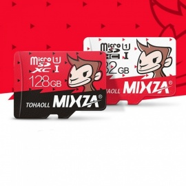 Mixza-High-Speed-Class-10-64GB-TF-Card-Waterproof-Magnetic-proof-Micro-SD-Memory-Card-For-Phone-Tablet-Car-DVR-64GB