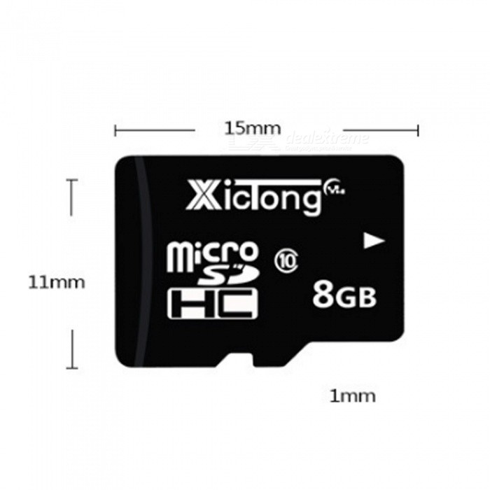 Memory Cards & Hard Drives - Xictong High Speed Class 10 8GB