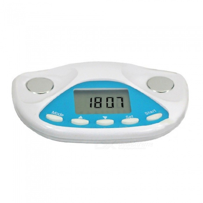 Buy Body Fat Monitor Analyzer Tester Measuring Instrument Health Care Body Composition Monitor with Litecoins with Free Shipping on Gipsybee.com