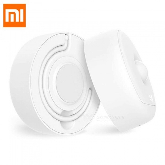 New Xiaomi Mijia Yeelight LED Night Light Infrared Magnetic With Hooks Remote Body Motion Sensor For Xiaomi Smart Home Warm White/White
