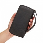 Cooho Large Capacity Mobile Phone Case, Women's Leather Wallet Case for IPHONE 6