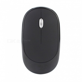 Fashion Rechargeable Wireless Mouse Slient Button Mini Optical Ultrathin Mice With Charging Cable for Computer Laptop