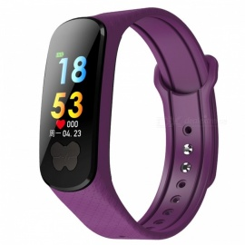 DMDG-Smart-Wristband-Bracelet-w-ECG-PPG-Heart-Rate-Blood-Pressure-Monitor-Fitness-Activity-Tracker-for-IOS-Android