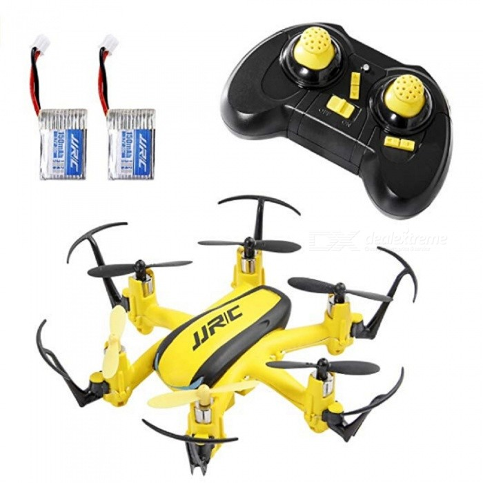 JJRC-H20H-24G-4CH-6Axis-Altitude-Hold-Mode-Headless-Mode-One-Key-Return-Nano-Hexacopter