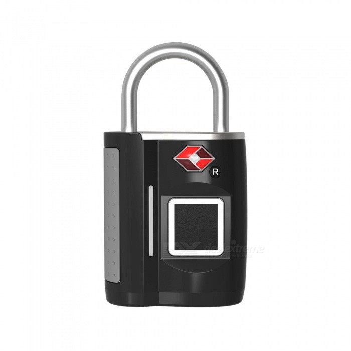 New-SKY-Smart-Padlock-Set-Fingerprint-Recognizer-Touch-Once-Open-TSA-For-Protect-Bag-Luggage