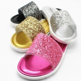 Summer-Fashion-Shining-Crystal-Decorated-Anti-Skid-Flat-Shoes-Sandals-For-Women-Casual-Slippers-Black36