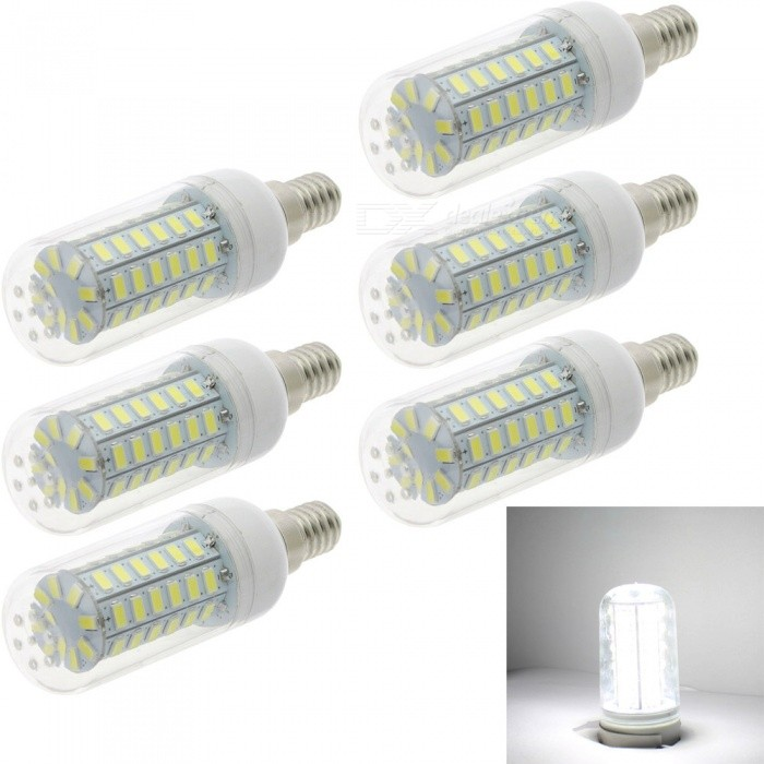 HONSCO-6PCS-E14-6W-5730-56SMD-Cold-White-Chandelier-Candle-LED-Light-For-Home-Decoration-Ampoule