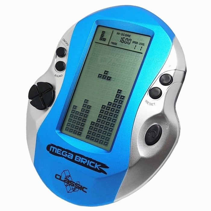 4.1 inch Tetris Handheld Game Console for Amusement / Kill Time