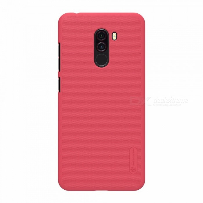 ... Nillkin Ultra Thin Frosted PC Case, Protective Phone Back Cover Shell For Xiaomi Pocophone F1