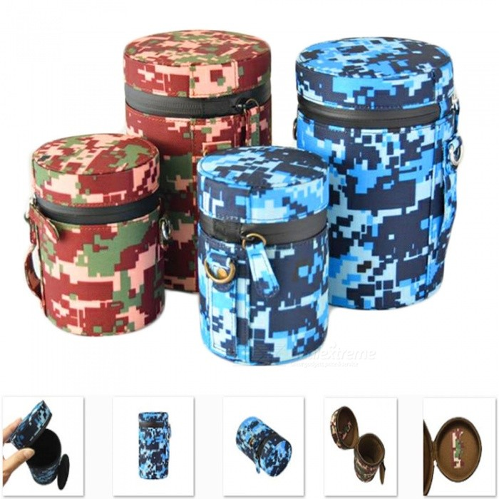 Ismartdigi-M-Size-Camouflage-Camera-Lens-Case-for-All-Camera-Lens-Nikon-Canon-Pentax-Sony-Olympus