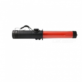 ZHISHUNJIA Voice Rescue Signal Lamp, Outdoor Emergency SOS Red Light Flashing Warning Lamp Flashlight