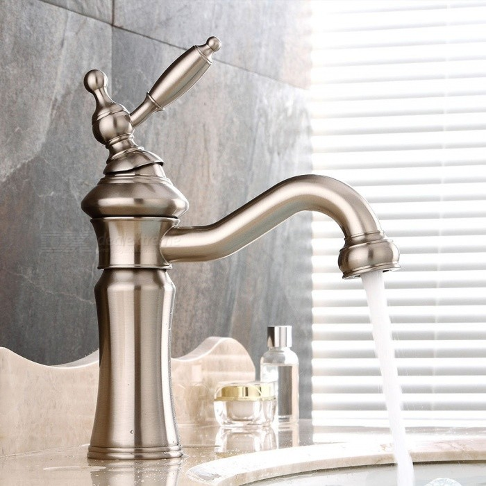 Brass-Waterfall-Brushed-360-Degree-Rotatable-One-Hole-Bathroom-Sink-Faucet-with-Ceramic-Valve-Single-Handle