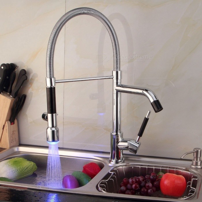 Brass-LED-RGB-Chrome-Pull-outc2adPull-down-360-Degree-Rotatable-One-Hole-Kitchen-Faucet-with-Ceramic-Valve-Single-Handle