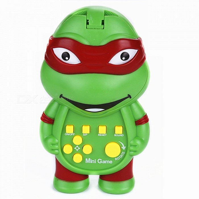 Ninja Turtle Version of Tetris 23 in the Palm Classic Game