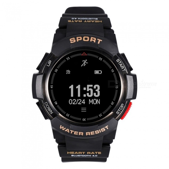 Outdoor Sports Touch Screen Wrist Watch 50m Waterproof Fashion Bluetooth Watch With Multi Sport Modes, Reminder Silver for sale in Bitcoin, Litecoin, Ethereum, Bitcoin Cash with the best price and Free Shipping on Gipsybee.com