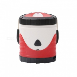USB-Portable-Rechargeable-LED-Lantern-Colorful-Flashlight-Ultra-Bright-Camping-Outdoor-Stage-Hiking-Tent-Lights-5WRed