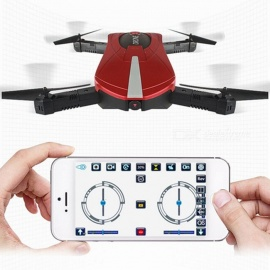 ESAMACT Folding Quadcopter Drone WIFI Mobile Phone Control Fixed Altitude Aerial Remote Control Aircraft