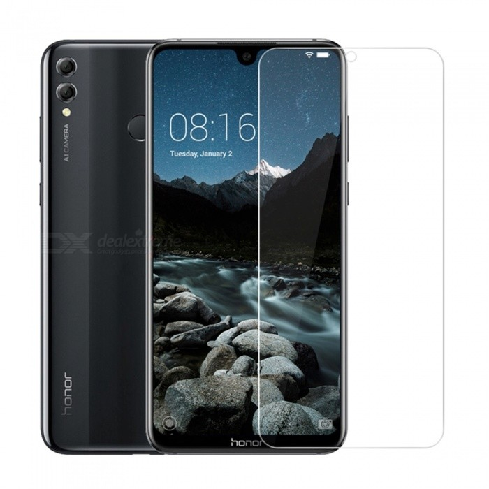 Naxtop Tempered Glass Screen Protector for Huawei Honor 8X Max