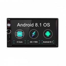 ownice G10 android 8.1 autoradio radio navigation avec 2 Go de RAM, ROM 16 Go, lecteur universel 2 DIN