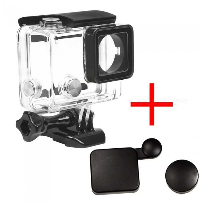 XSUNI-Waterproof-Enclosure-Case-Underwater-Diving-Shell-Box-Protective-Cover-for-GoPro-Hero-32b-4-Accessories