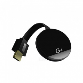 G4 Smart Wifi Display Dongle DLNA Airplay Mircast Support Youtube Casting Android iOS