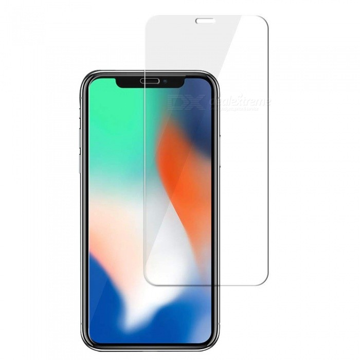 Naxtop Tempered Glass Screen Protector for IPHONE XS Max