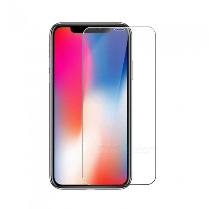 Naxtop Tempered Glass Screen Protector for Apple IPHONE XS