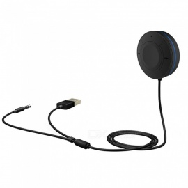 BT4823 bil bluetooth kit, aux trådlös handsfree bluetooth V4.1 EDR MP3 musikadapter mottagare med mikrofon
