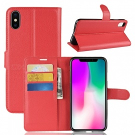 Naxtop Phone Wallet Flip Leather Holder Cover Case for Apple IPHONE XR
