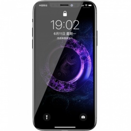Benks V PRO Full Size Tempered Glass Screen Protector with 3D Curved Edge for IPHONE XS 5.8""