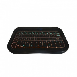 T18 2.4GHz Wireless Keyboard, Air Mouse Touchpad Handheld Backlight Controller for TV BOX Mini PC