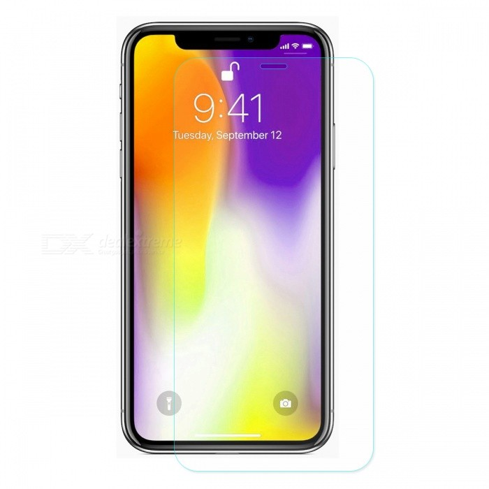 ENKAY 2.5D Tempered Glass Full Screen Protector for 6.5 inch IPHONE XS Max