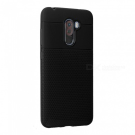 Protective TPU Back Case Cover for Xiaomi Pocophone F1 - Black