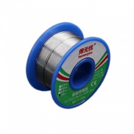 ZHAOYAO Tin Silver Solder Wire Lead-free Speaker DIY Soldering Rolling Cable Line