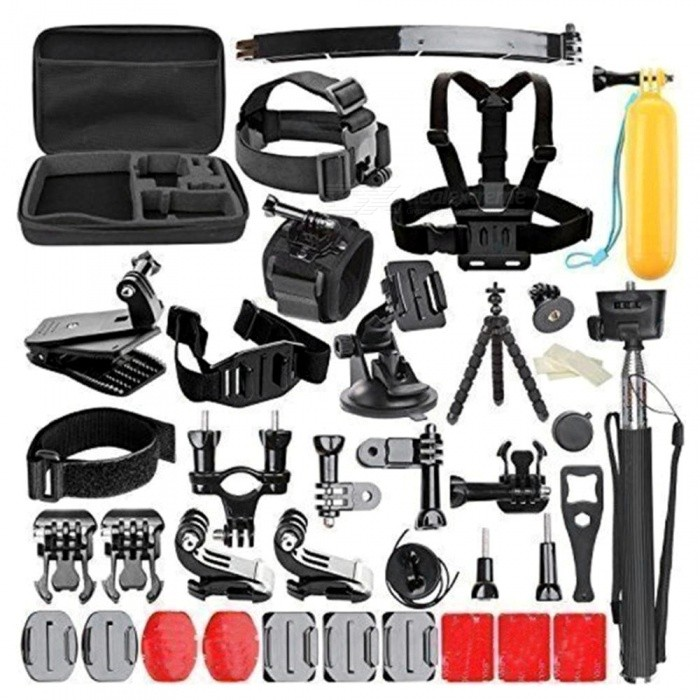 54-in-1-Universal-Sports-Camera-Bag-with-Chest-Belt-Connectors-Set-Accessories-for-GoPro-SJCAM-Xiaoyi