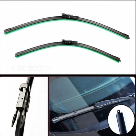 "CARKING 24"" + 24"" Car Plastic Rubber Window Windshield Wiper Blade for BMW X5"