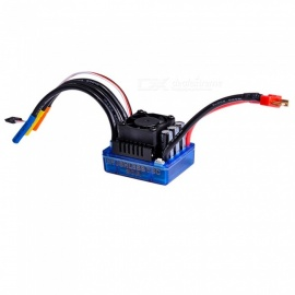 80A Brushless Senseless BOAT ESC Speed Controller Waterproof RC Boat Part