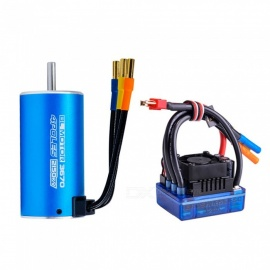 3670-2150KV-4-Poles-Sensorless-Brushless-Motor-with-120A-Electronic-Speed-Controller-Combo-Set-for-18-RC-Car-and-Truck