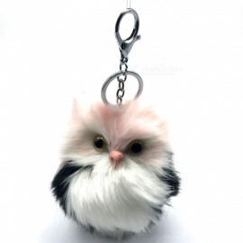 Stuffed Animals Little Owl Bag Key Chain Pendant
