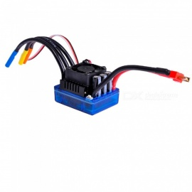 120A Brushless Senseless BOAT ESC Speed Controller Waterproof RC Boat Part